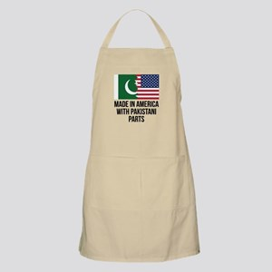Made In America With Pakistani Parts Apron