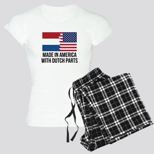 Made In America With Dutch Parts Pajamas