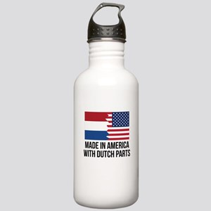 Made In America With Dutch Parts Water Bottle