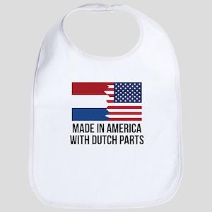 Made In America With Dutch Parts Bib