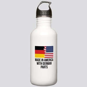 Made In America With German Parts Water Bottle