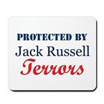 Protected by JRTerrors! Mousepad