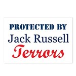 Protected by JRTerrors! Postcards (Package of 8)