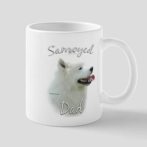 Samoyed Dad2 Mug