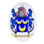 Ryder Oval Ornament