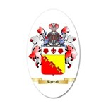 Rycraft 35x21 Oval Wall Decal