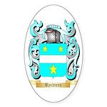 Rychtera Sticker (Oval 10 pk)
