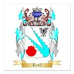 Ryall Square Car Magnet 3