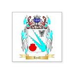 Ryall Square Sticker 3