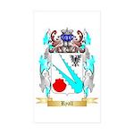 Ryall Sticker (Rectangle 50 pk)