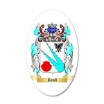 Ryall 35x21 Oval Wall Decal