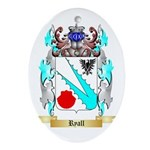 Ryall Oval Ornament