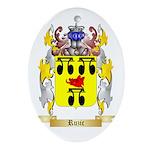 Ruzic Oval Ornament
