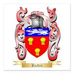 Rutter Square Car Magnet 3