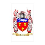 Rutter Sticker (Rectangle 50 pk)