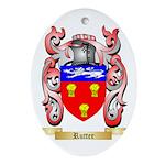Rutter Oval Ornament