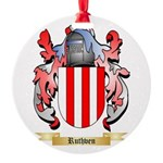 Ruthven Round Ornament