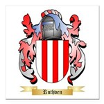 Ruthven Square Car Magnet 3