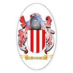 Ruthven Sticker (Oval 10 pk)
