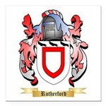 Rutherford Square Car Magnet 3