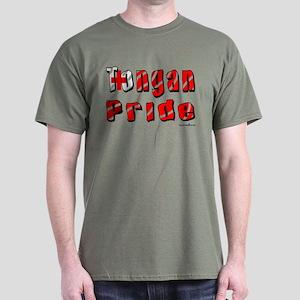 Tongan Pride 2  Dark T-Shirt