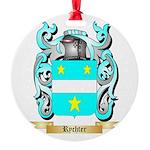 Rychter Round Ornament