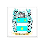 Rychter Square Sticker 3