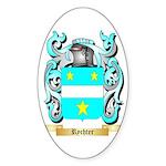Rychter Sticker (Oval)