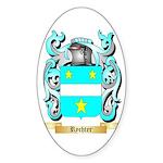 Rychter Sticker (Oval 10 pk)