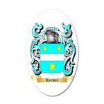 Rychter 35x21 Oval Wall Decal