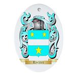Rychter Oval Ornament