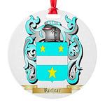Rychtar Round Ornament