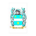 Rychtar Sticker (Rectangle 50 pk)