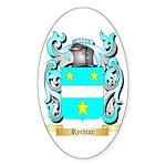 Rychtar Sticker (Oval 50 pk)