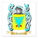 Russo Square Car Magnet 3