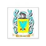 Russo Square Sticker 3