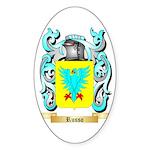 Russo Sticker (Oval 50 pk)