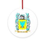 Russo Round Ornament