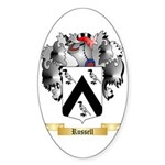 Russell 2 Sticker (Oval 50 pk)