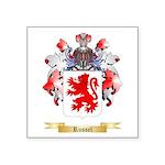 Russel Square Sticker 3