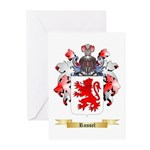 Russel Greeting Cards (Pk of 10)