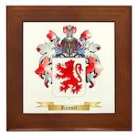 Russel Framed Tile