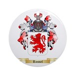 Russel Round Ornament