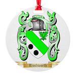 Rushworth Round Ornament