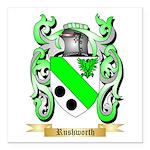 Rushworth Square Car Magnet 3