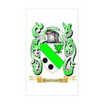 Rushworth Sticker (Rectangle)