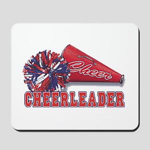 Cheerleader Cone Mousepad