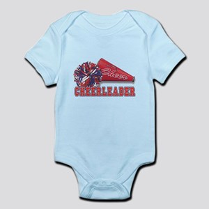 Cheerleader Cone Infant Bodysuit