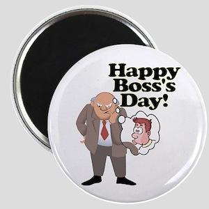 Office Ass Kisser Boss Day Magnet