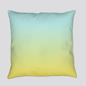 7x9Blue Everyday Pillow
